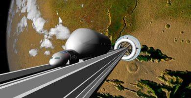 Los Científicos están Pensando en Construir un 'Ascensor a la Luna'