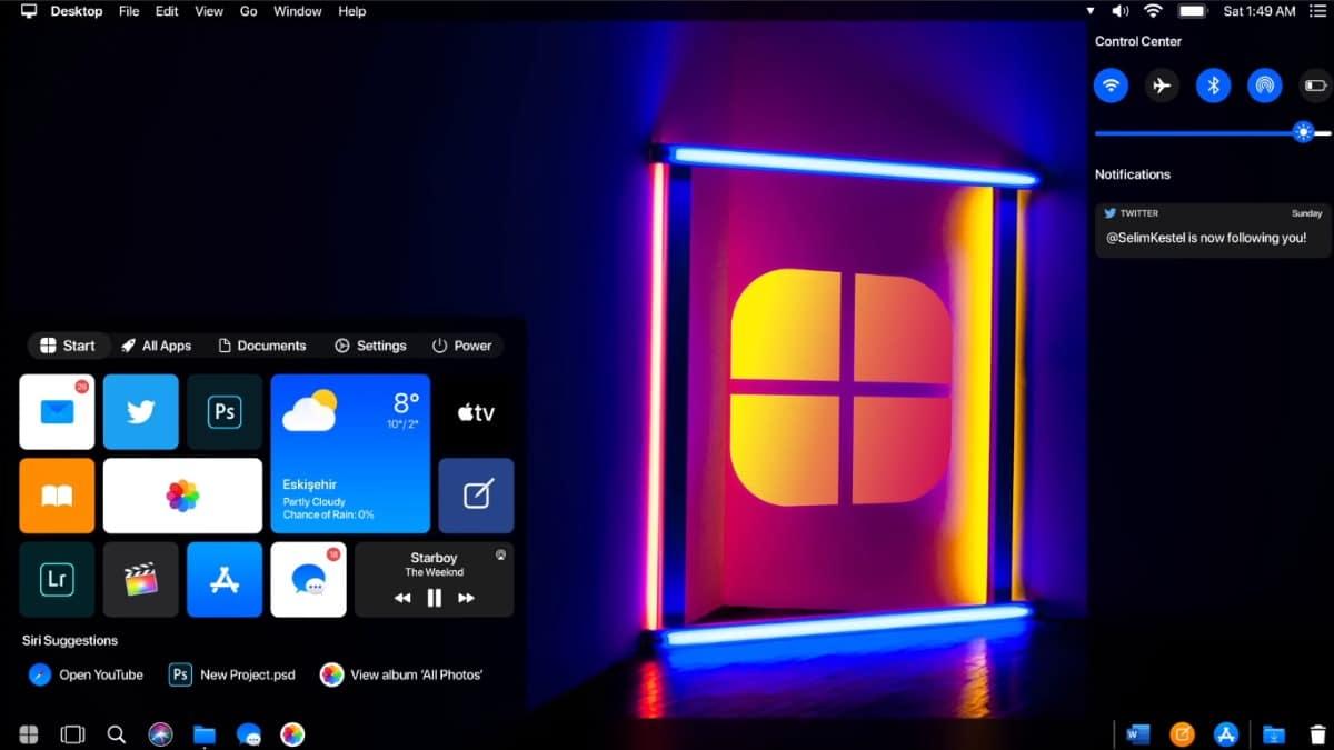 VÍDEO: ¿Qué Pasaría si Windows 10 hubiera sido Creado por Apple?