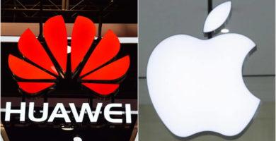 Huawei insulta a Apple en Twitter, La compañía dice que fueron Hackeados