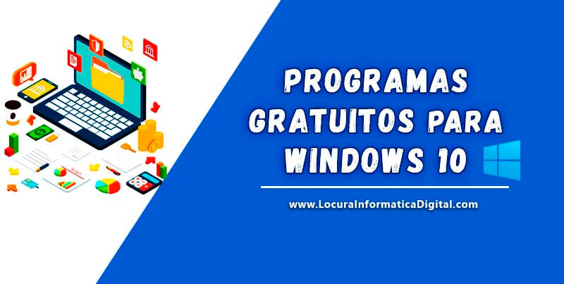 programas Windows 10