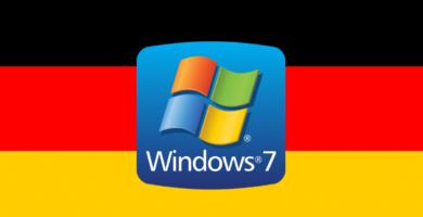 El Gobierno Alemán Pagará $887,000 para recibir el soporte de Windows 7