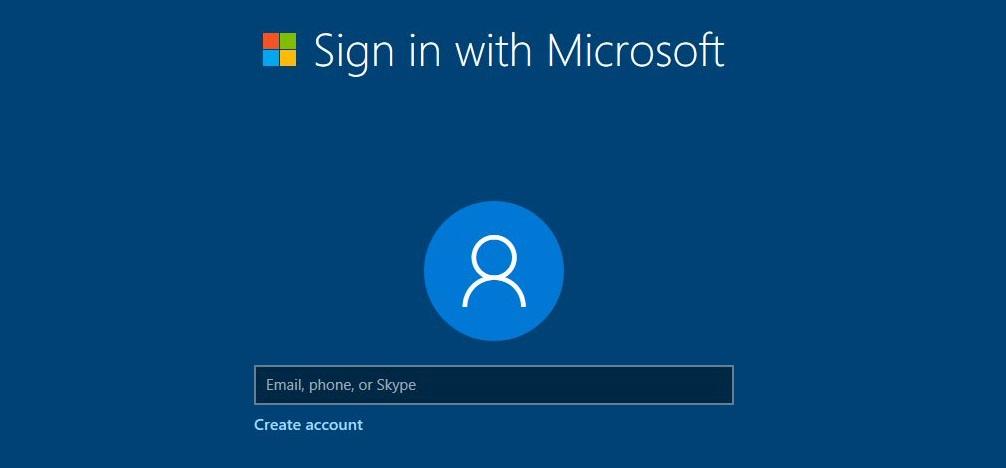 Microsoft Pretende Deshacerse de las Cuentas Locales en Windows 10
