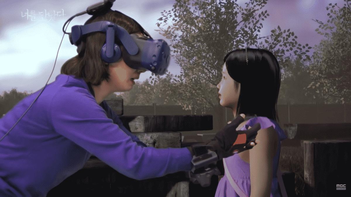 Una Madre Volvió a ver a su Hija Fallecida, Gracias a la Realidad Virtual