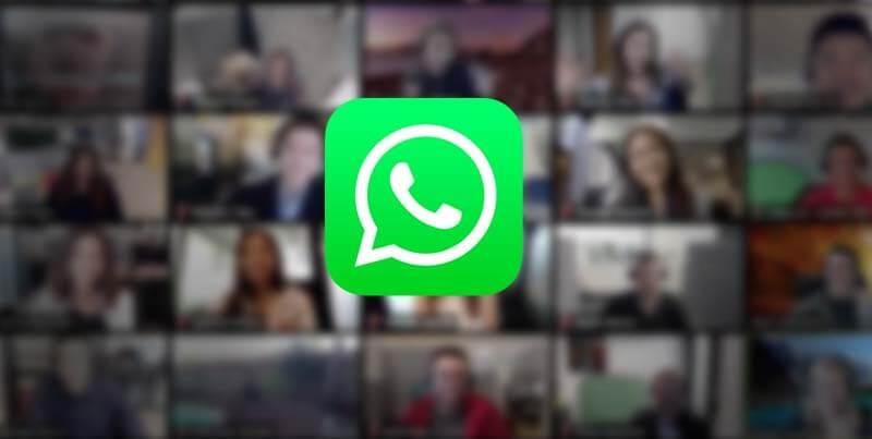 Próximamente WhatsApp permitirá videollamadas de hasta 50 personas