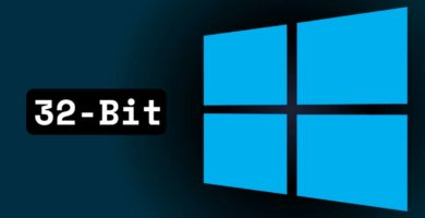 Microsoft planea Eliminar la versión de Windows 10 de 32 bits