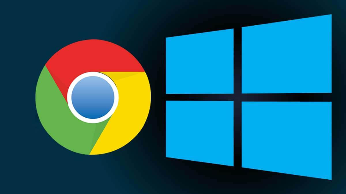La Nueva versión de Windows 10 2004 No Funciona bien con Google Chrome