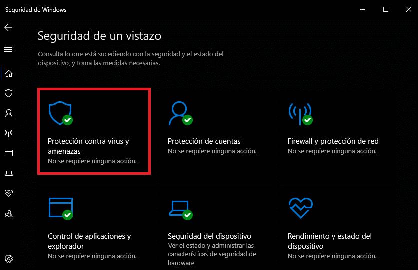 Cómo habilitar la Protección contra Ransomware en Windows 10 2