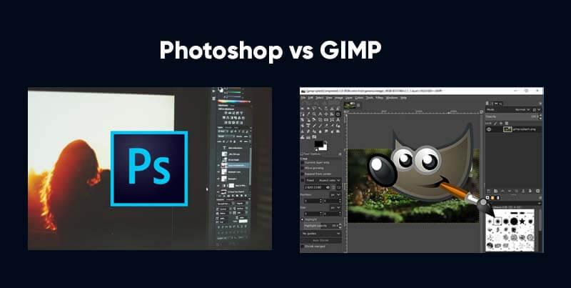 GIMP vs Photoshop: ¿Cuál es el mejor?