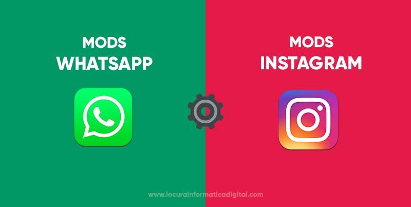 Los 4 Mejores Mods para Instagram y WhatsApP en Android