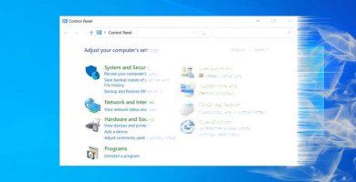 Microsoft acaba de dar otro paso para eliminar el clásico panel de control