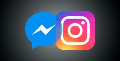 Facebook comenzó a fusionar los chats directos de Messenger e Instagram