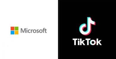 Microsoft está pensando seriamente en comprar TikTok, pese a las amenazas de Donald Trump