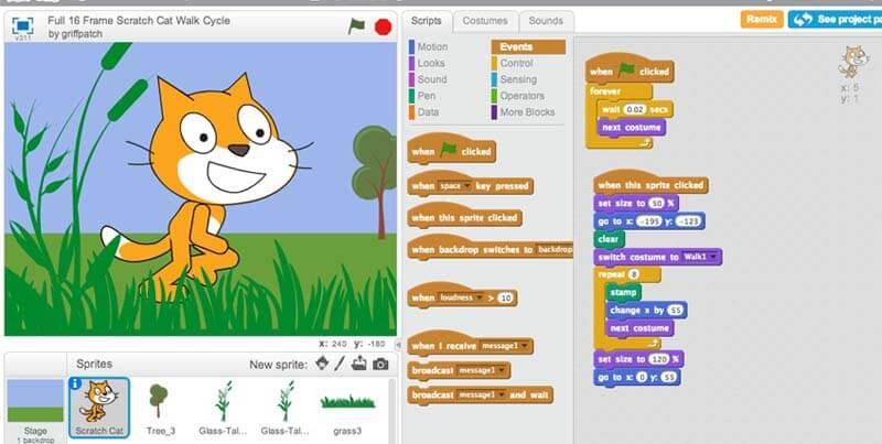 China prohibió el lenguaje de programación para niños 'Scratch' por tener contenido 'antichino'